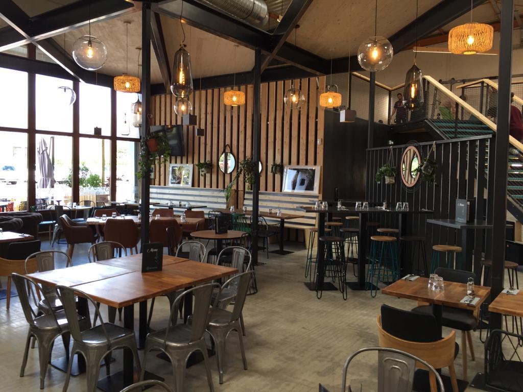 restaurant bar a nantes salle d'escalade de bloc
